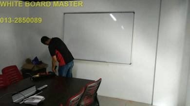 White board magnetic (4X6 FEET) SIAP ANTA N PASANG