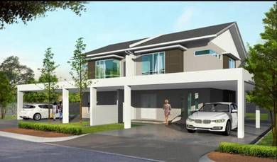 NEW GATED AND GUARDED LARGE DOUBLE-STOREY at CG428