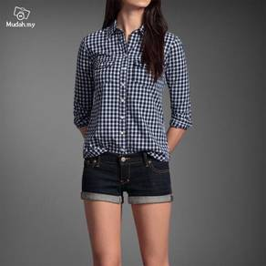 Abercrombie Fitch AF female long-sleeve shirts
