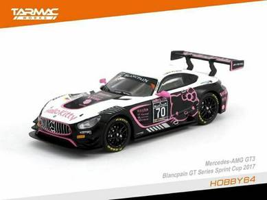 Mercedes Benz AMG GT Hello Kitty Blancpain GT 1/64