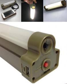 NEW 10 LED Solar LED Tube Lighting