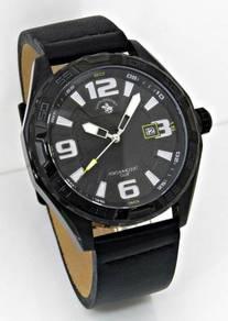 SBPRC Men Date Leather Watch SB374MBBA