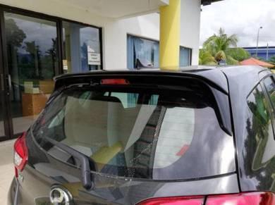 Perodua myvi body kit 2018 gear up spoiler bodykit