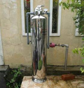 E21-WD Stainless Steel (US) Outdoor Water Filter