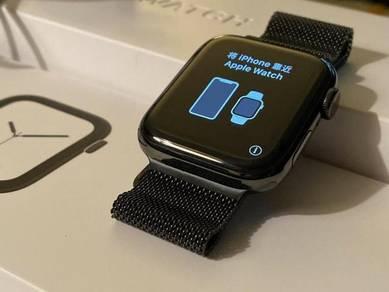 Apple Watch Series 4 44 mm Space Black GPS LTE