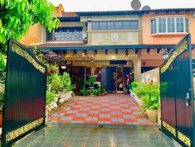 [FREEHOLD] Taman Tun Dr Ismail 2 Storey Terrace House BEST LOCATION
