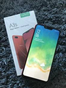 Oppo A3s 32gb with box