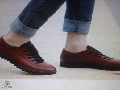 British Leather Breathable Casual Moc casin Ref A5