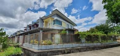 Double Storey Terrace Corner Matang Avenue