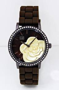 U2 Ladies 3D Rose Dial Watch UL868242