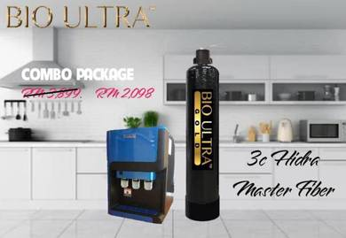 COMBO Penapis Air Indoor Outdoor Bio Ultra HB9GP