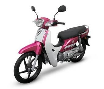Honda EX5 110 FI -ElecStarter- Special