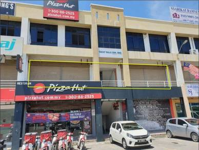 2 units First Floor Shoplot | Putatan | Above Pizza Hut Delivery