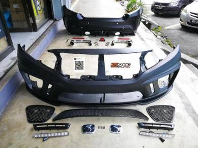 Honda Civic fc MS Type 2 Bodykit body kit bumper