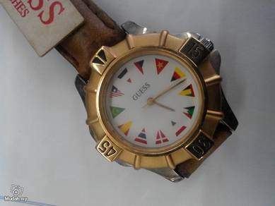 Vintage Original Guess watch nos