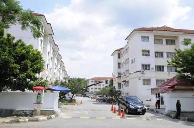 Apartment Sri Begonia, Bandar Puteri Puchong
