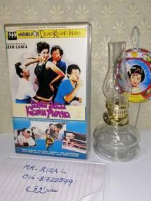 SAYA SUKA KAMU PUNYA VHS Film Movie Video Tape
