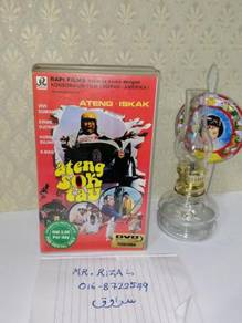 ATENG SOK TAU VHS Film Video Tape