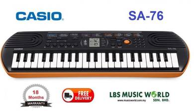 CASIO Min Keyboard SA76