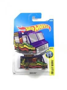 Hotwheels HW City Works Quick Bite #8 Tacos Purple