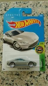 HotWheels Aston Martin DB10 Spectre 007 James Bond