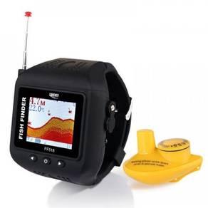 LUCKY 200FT 60M Range Sonar Fish Finder Watch Type