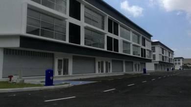 Gravitas factory, Shah Alam