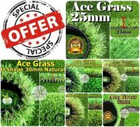 BIG DEAL SALE Artificial Grass / Rumput Tiruan 05