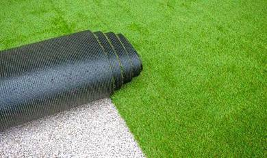 Carpet Roll Artificial Grass (15mm) Rumput Palsu