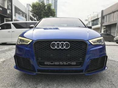 Audi A3 S3 RS3 Bodykit bumper grill RS3 grille