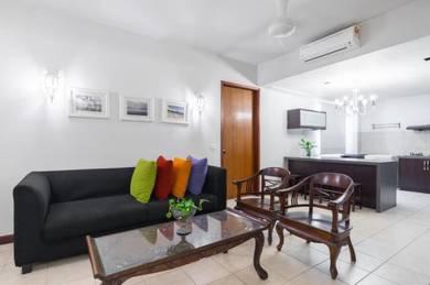 Sri Acappella Service Apartment Apt Fully Furnished Acapella Home Spa