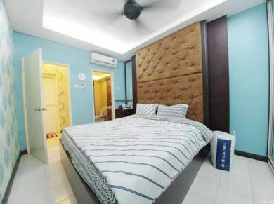 [EXCLUSIVE INTERIOR] Casa Idaman Condo Kg Batu Muda [Fully Renovated]