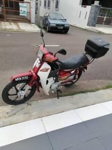 2008 Honda Ex 5 dream utk dilepaskan. ����