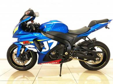 2016 Unregister Suzuki GSXR1000 EURO Spec