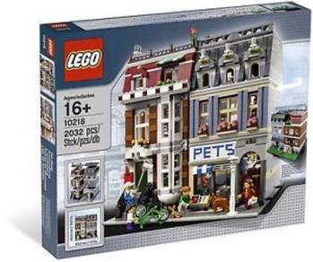 Lego Pet Shop 10218