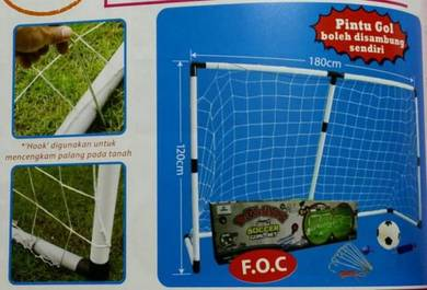 Soccer Goal Post Set