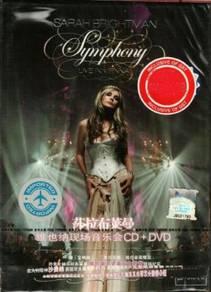 CD Sarah Brightman Symphony Live In Vienna CD+DVD