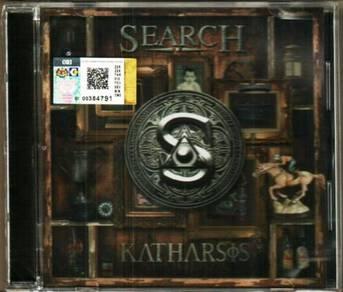 CD SEARCH Katharsis (Disc Hijau)