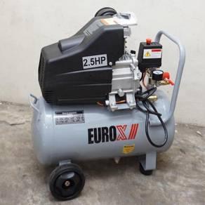 24l 24 Litre Air Compressor Eurox Euro X 2.5hp
