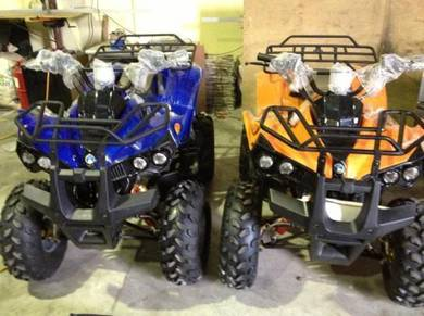 ATV 130cc Motor & NEW 2019