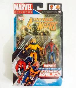 Hasbro marvel legend universe comic packs - spider