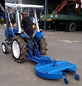 Japan Imported Mitsubishi Tractor Grass Mover