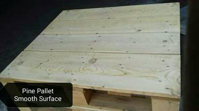 Used Wooden Pallet and Plastic Pallet