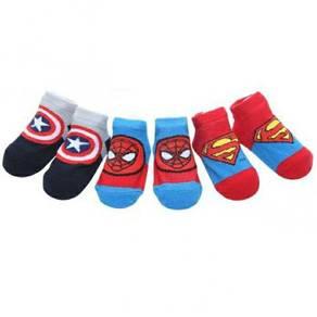 Set Stoking Bayi (Set of Baby Socks)