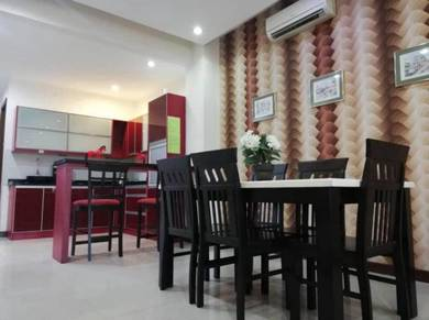 Slim Villa 3sty Terrace, RENO, FUR, Modern Design, Move in, Jelutong