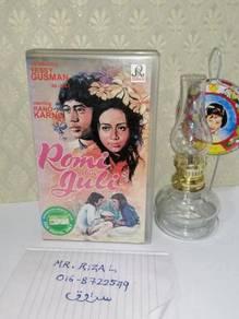 ROMI DAN JULI VHS Film Movie Video Tape