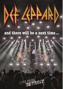 DVD Def Leppard - And There Will Be A Next Time