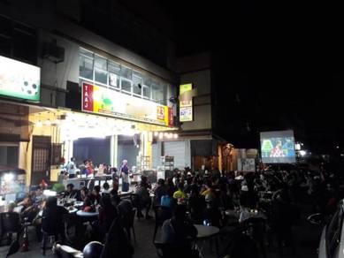 Mamak Restaurant Taman Megah Ria