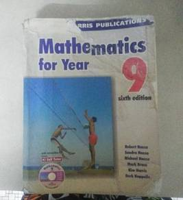 Haese & Harris Publications Mathematics for Year 9