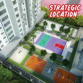 Apartment Kajang Town nearby KTM Station & Highway